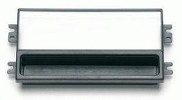 Mascherina 1 DIN per Kia Sportage 01- 04 colore nero