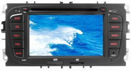 """PHONOCAR VM085 SINTO-DVD 2DIN TOUCH 7""""FORD OVALE CON GPS E BLUETOOTH"""