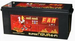 Batteria FAM 200 SuperNova HI-FI SPL 200Ah, 3000A