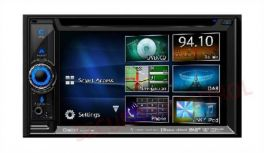 CLARION NX505E Autoradio 2 DIN  Navigatore GPS,Bluetooth Parrot, Clarion Intelligent VOICE - Smart Access , ricevitore DAB+