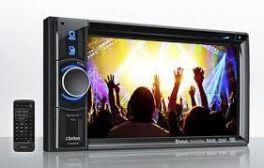 CLARION VX404E Autoradio 2 DIN DVD iPhone, iPod , USB, HDMI Digitale