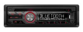 Clarion CZ315E Autoradio Ipod, Iphone, CD/USB/MP3/WMA Bluetooth