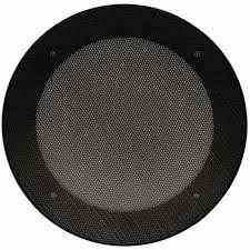 Griglie per altoparlanti 200mm (8'') Phonocar 03009 COPPIA