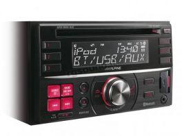 Alpine CDE-W235BT Autoradio 2 DIN USB e Bluetooth