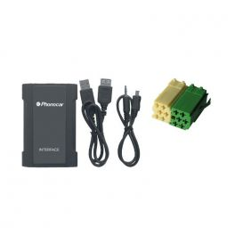 Interfaccia USB-Sd-mp3 Citroen C1-Peugeot 107-Toyota Aygo Phonocar 05860
