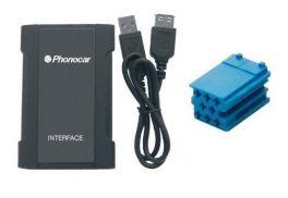 Interfaccia Phonocar 05849 USB-Sd-mp3 Citroen/Peugeot
