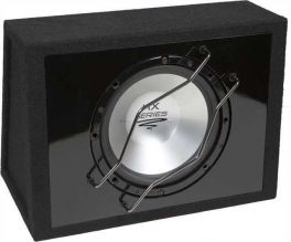 "AUDIO SYSTEM HX 10 PHASE G Subwoofer boxato HIGH END 25cm 10"" 2x4 ohm 300W"
