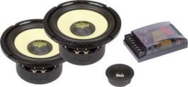AudioSystem H165 HELON kit altoparlanti 2 vie 165mm, 2 ohm 225 watts (coppia)