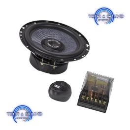 GLADEN RS 165 SPEED Kit a 2 vie, Midwoofer da 165 mm, 2x 150/100 Watt, impedenza 3 Ohm