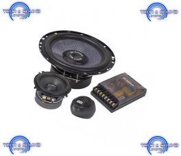 GLADEN RS 165.3 Kit a 3 vie, midwoofer da 165 mm, medio da 80 mm  2x 120/170 Watt, impedenza 3 Ohm
