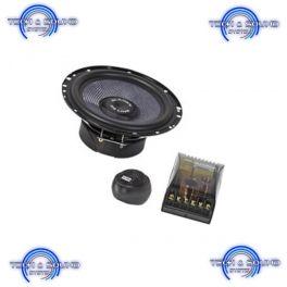 GLADEN RS165 DUAL Kit a 2 vie, Midrange da 165 mm,  2x 285/190 Watt, impedenza 2 Ohm