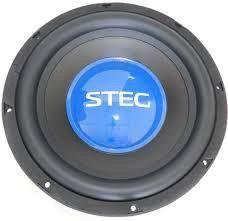 """STEG F32 Subwoofer 12"""" 32CM 1600 WATT - 400+400 W RMS"""