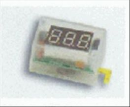 Voltmetro digitale Master Audio colore bianco