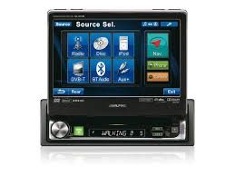 Alpine IVA-D511RB Autoradio media station DVD/MP3 Ipod e Iphone