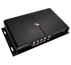 ROCKFORD FOSGATE 3SIXTY.3 GRAPHIC EQUALIZER 8-Channel Interactive Signal Processor w/ 248 Band Parametric EQ
