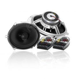 JL AUDIO C5-570X Kit Altoparlanti ovale a 2 vie 225 Watt max 4 Ohm