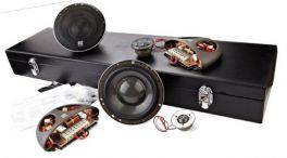 "MOREL SUPREMO 602 6.5"" kit 2 vie altoparlanti HIGH-END AUDIOPHILE"