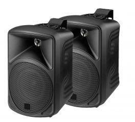 EXPELEC ADAGIO 420BT Coppia box HI-FI 2 x 32W a multimpedenza