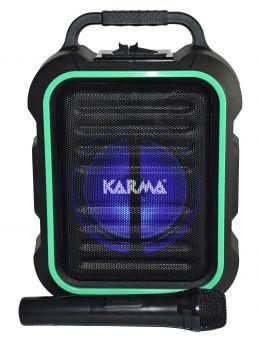 KARMA BM 863RM Diffusore amplificato con radiomicrofono
