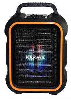 KARMA BM 863 Diffusore amplificato con lettore Mp3  con FM