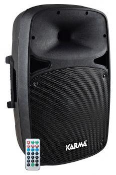 KARMA BX 7410A Box amplificato con USB