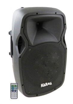 KARMA BX 7412A Diffusore amplificato 400W