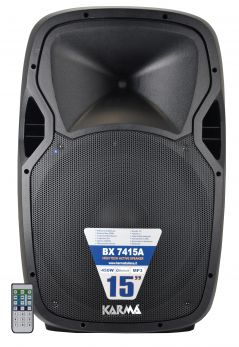 KARMA BX 7415A Box amplificato 450W