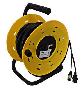 KARMA CA 8269 Prolunga 15MT  per diffusori amplificati alimentazione/audio