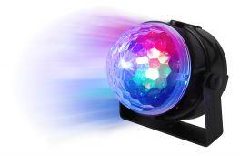 RIDEM CLB 4 Effetto luce a led - 3 x 1W