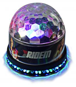 RIDEM CLB 6 Effetto luce a led