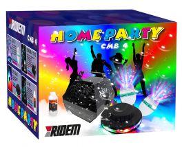 RIDEM CMB 4 Kit Home party