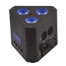 NICOLS COLOR TRUSS Proiettore per strutture TRUSS 3x4W RGBW