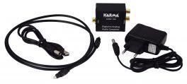KARMA CONV 1DA Convertitore audio digitale - analogico