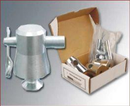 NICOLS DECO BASE KIT Kit di montaggio base per serie TRIO DECO 220