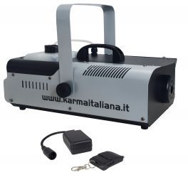 KARMA DJ 1502DMX Smoke machine DMX 1500W