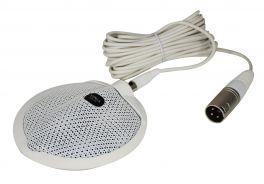 KARMA DMC 915W Microfono professionale a condensatore ultrapiatto Phantom