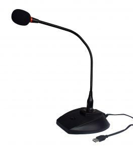 GLEMM DMC 977USB Microfono da tavolo con USB