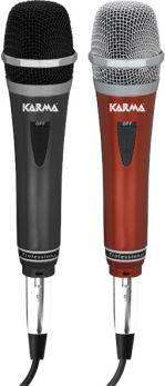 KARMA DM 522 Kit 2 microfoni dinamici
