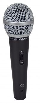 KARMA DM 790 Microfono dinamico professionale