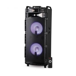 GEMSOUND GS15 212DJ Diffusore amplificato per DJ