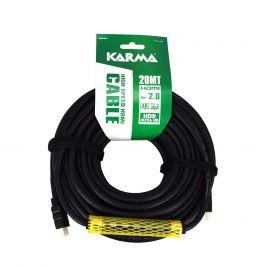 KARMA HDMI 20S Cavo HDMI ver. 2.0 - 20 mt
