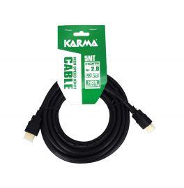 KARMA HDMI 5S Cavo HDMI ver. 2.0 - 5 mt