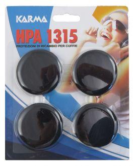 KARMA HPA 1315 Protezioni di ricambio per cuffie