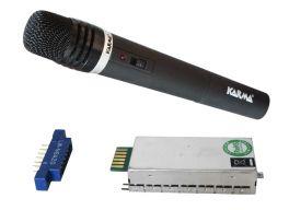 KARMA KIT 7700H Sistema radiomicrofonico