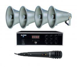 KARMA KIT PA2361 Kit amplificazione