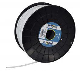PROCAB MC 305W-1 Matassa cavo microfonico 100mt bianco