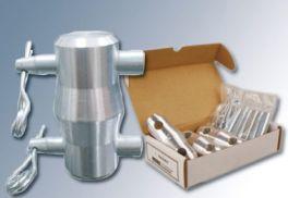NICOLS MINI QUATRO KIT Kit montaggio per strutture mini quatro