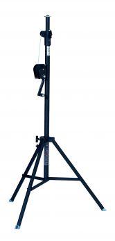 KARMA MTS 270 2 Treppiede con verricello da 166cm a 330 cm