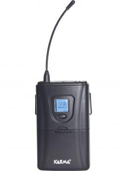 KARMA MW 8042LAV Bodypack per serie SET 8042
