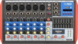 KARMA MXM 08 Mixer microfonico 8 canali